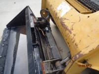 CATERPILLAR MINICARGADORAS 262D equipment  photo 10