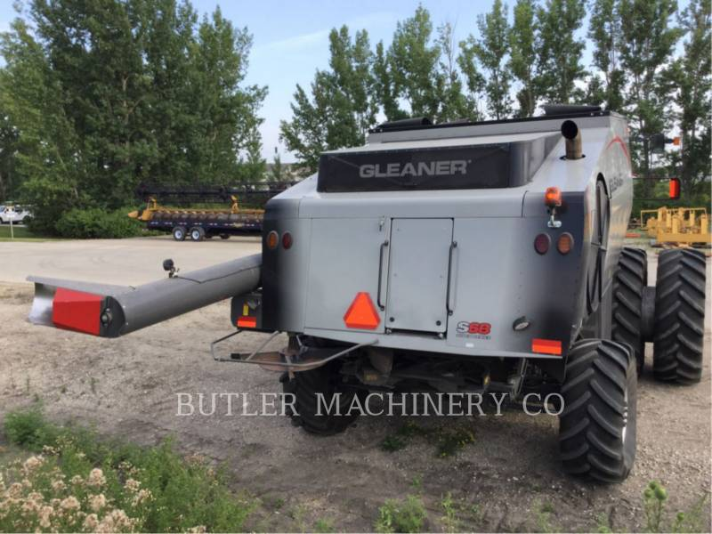 GLEANER COMBINÉS S68 equipment  photo 4
