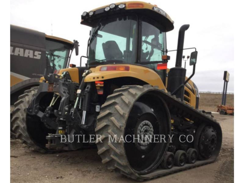 AGCO-CHALLENGER AG TRACTORS MT765E equipment  photo 3