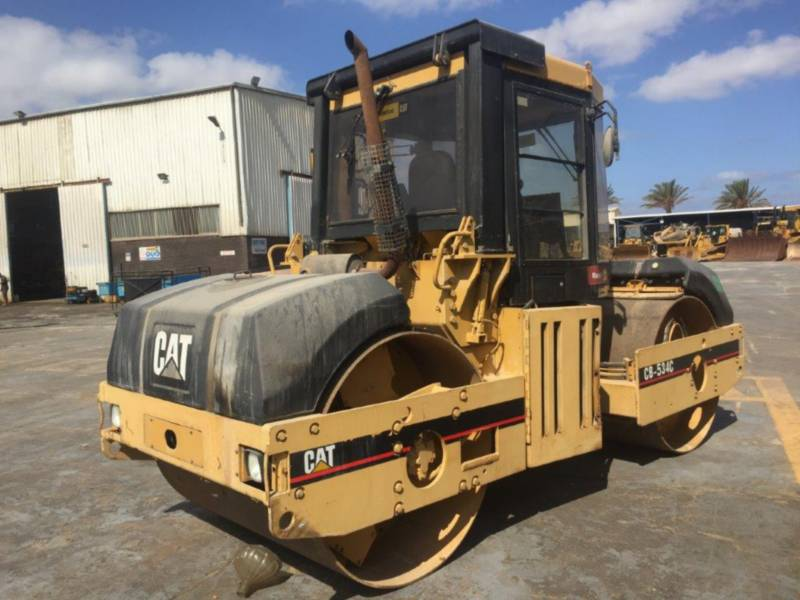 CATERPILLAR COMPACTEURS TANDEMS VIBRANTS CB-534C equipment  photo 1