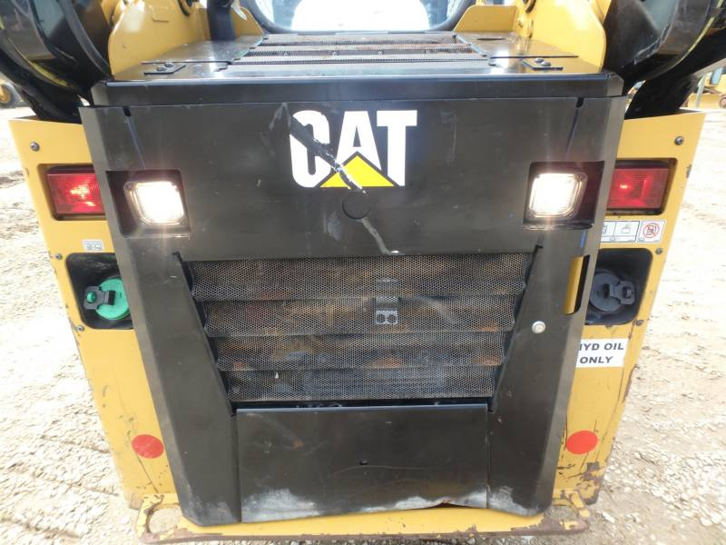 CATERPILLAR SKID STEER LOADERS 232D equipment  photo 16