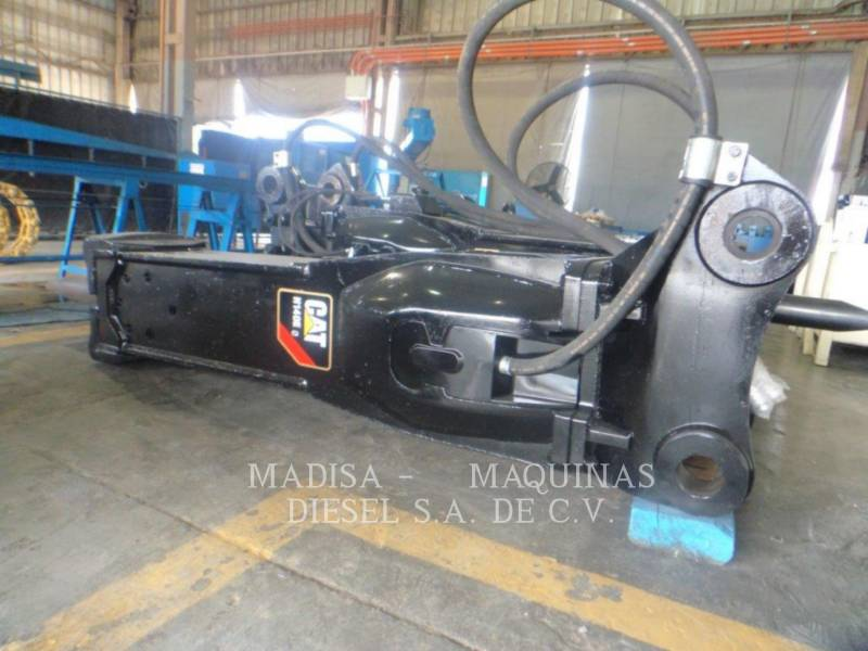 CATERPILLAR  HAMMER H140 equipment  photo 2