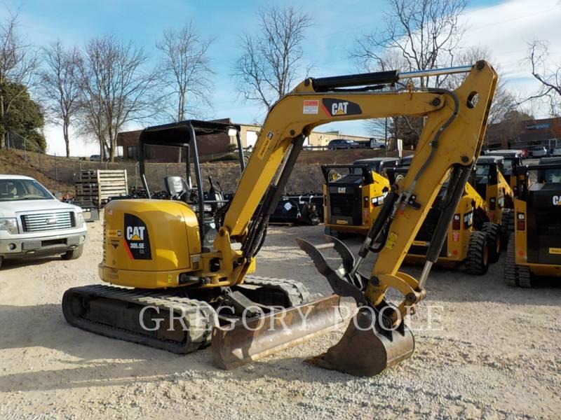 CATERPILLAR TRACK EXCAVATORS 305.5E CR equipment  photo 4