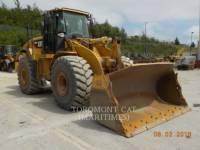 Equipment photo CATERPILLAR 966H RADLADER/INDUSTRIE-RADLADER 1