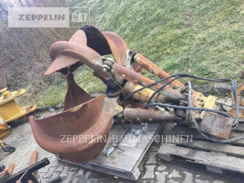 LIEBHERR WT - GRAPPIN Polypgreifer equipment  photo 2