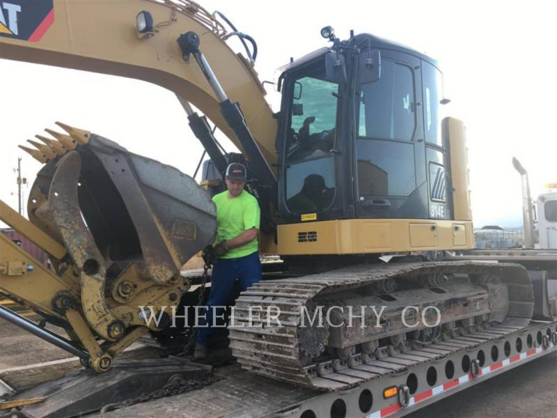 CATERPILLAR EXCAVADORAS DE CADENAS 314E L THM equipment  photo 3