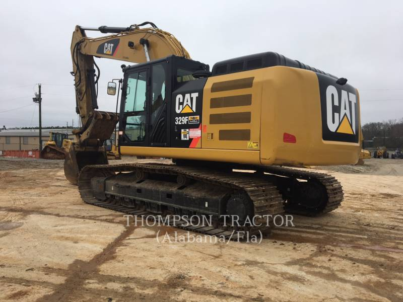 CATERPILLAR トラック油圧ショベル 329FL equipment  photo 11