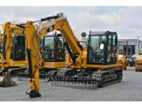 CATERPILLAR PELLES SUR CHAINES 308E2CR equipment  photo 1