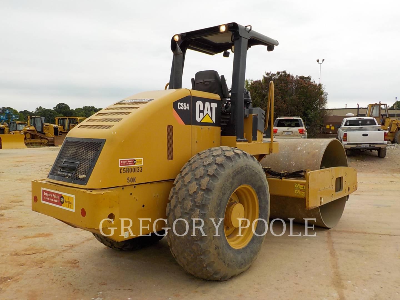 Detail photo of 2008 Caterpillar CS54 from Construction Equipment Guide