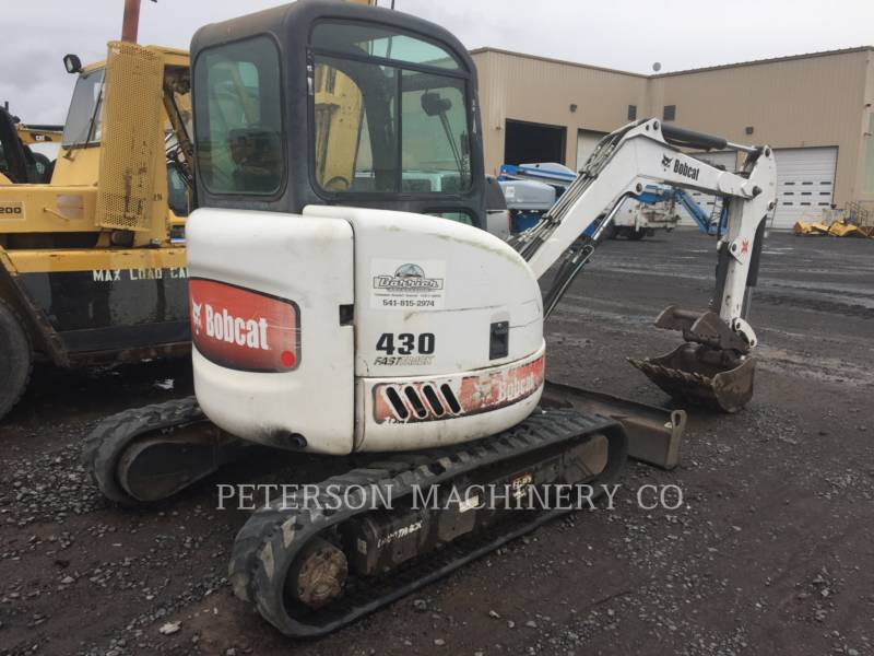 BOBCAT EXCAVADORAS DE CADENAS 430H equipment  photo 4