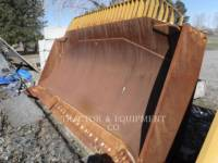 Equipment photo CATERPILLAR D9 BLADE NARZ. ROB.- LEMIESZE 1