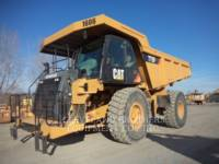 CATERPILLAR OFF HIGHWAY TRUCKS 775F equipment  photo 1