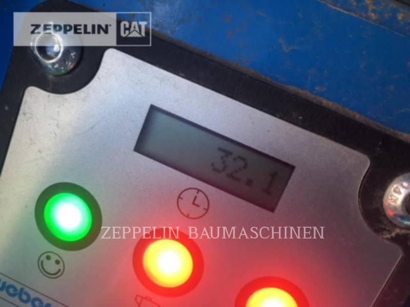 WEBER AG - VIBRATIONSPLATTENVERDICHTER CR-7 equipment  photo 5
