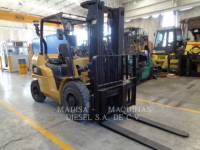 Equipment photo CATERPILLAR MITSUBISHI PD8000 ВИЛОЧНЫЕ ПОГРУЗЧИКИ 1