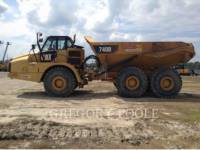 CATERPILLAR TOMBEREAUX ARTICULÉS 740B/TAIL equipment  photo 8