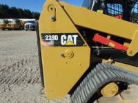CATERPILLAR MULTI TERRAIN LOADERS 239D equipment  photo 19