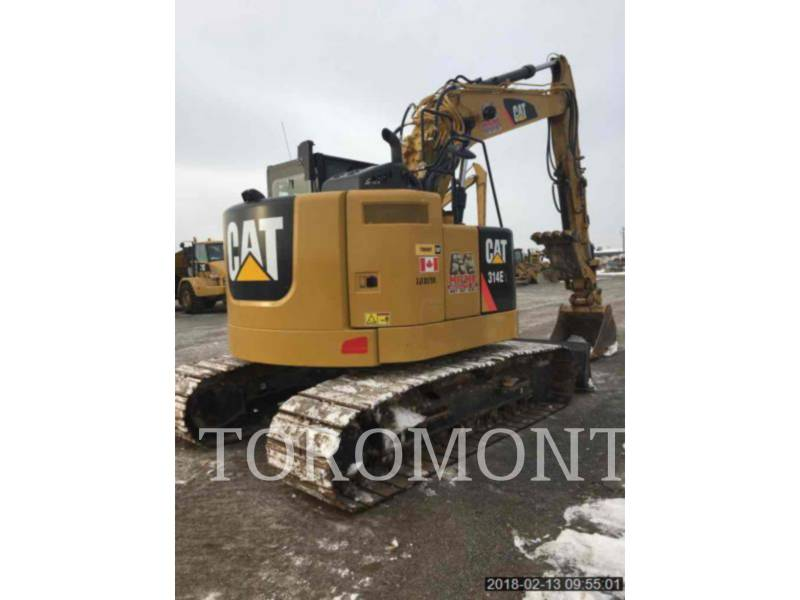 CATERPILLAR CARGADORES DE RUEDAS 314EL equipment  photo 2