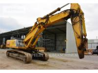 NEW HOLLAND EXCAVADORAS DE CADENAS E385 equipment  photo 5