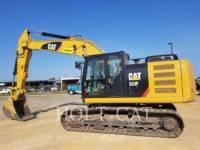 Equipment photo Caterpillar 323FL TH EXCAVATOARE PE ŞENILE 1