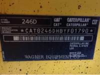 CATERPILLAR SKID STEER LOADERS 246D HF equipment  photo 7