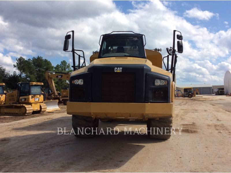 CATERPILLAR WATER TRUCKS 740B WT equipment  photo 3