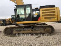 CATERPILLAR PELLES SUR CHAINES 336F L THM equipment  photo 4