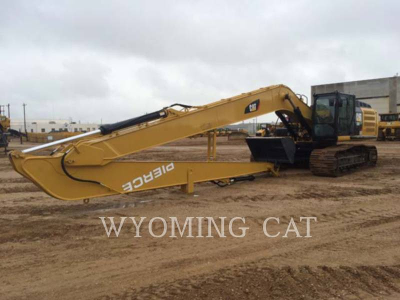 CATERPILLAR TRACK EXCAVATORS 336EL LR equipment  photo 3