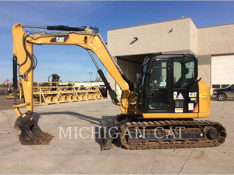 CATERPILLAR PELLES SUR CHAINES 308E2 RBQ equipment  photo 11