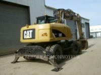 CATERPILLAR ホイール油圧ショベル M313D equipment  photo 4