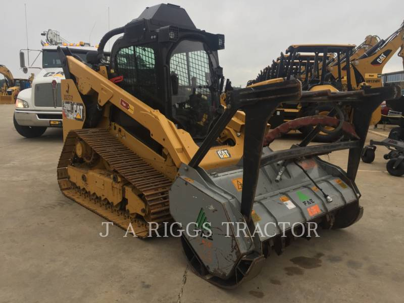 CATERPILLAR SKID STEER LOADERS 299DX ALM equipment  photo 2