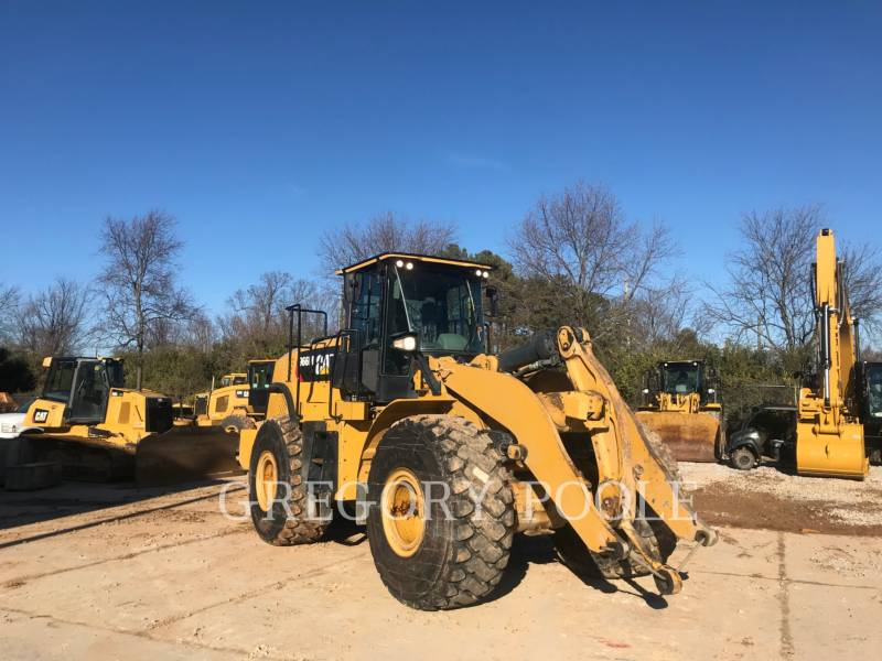 CATERPILLAR WHEEL LOADERS/INTEGRATED TOOLCARRIERS 966M equipment  photo 6