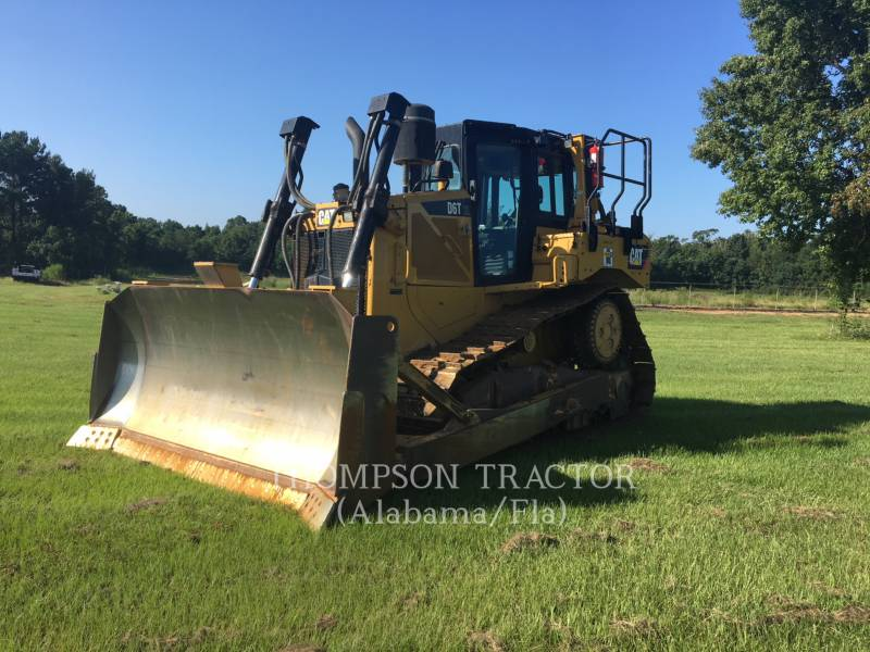 CATERPILLAR KETTENDOZER D6T equipment  photo 14