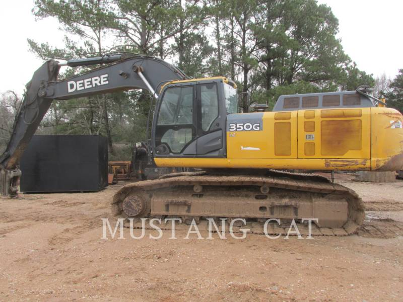 JOHN DEERE EXCAVADORAS DE CADENAS 350G equipment  photo 1