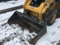 CATERPILLAR PALE COMPATTE SKID STEER 236D equipment  photo 17