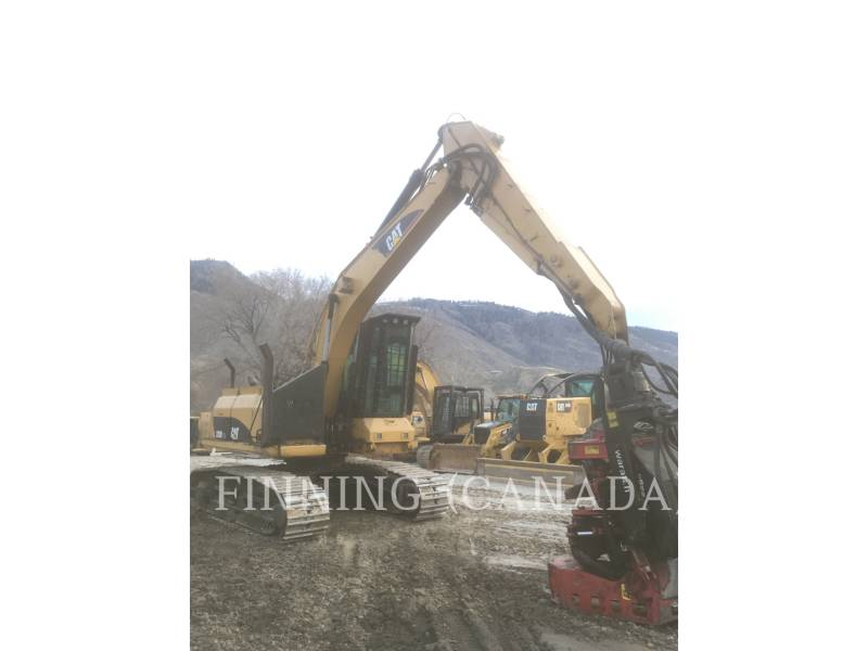 CATERPILLAR FORESTRY - PROCESSOR 320DFMHW equipment  photo 2
