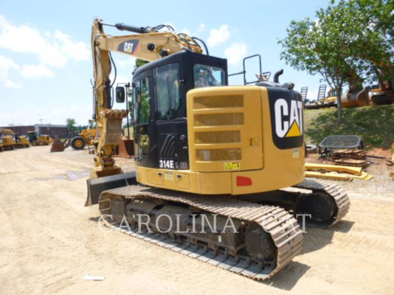 CATERPILLAR EXCAVADORAS DE CADENAS 314ECRTHBL equipment  photo 2