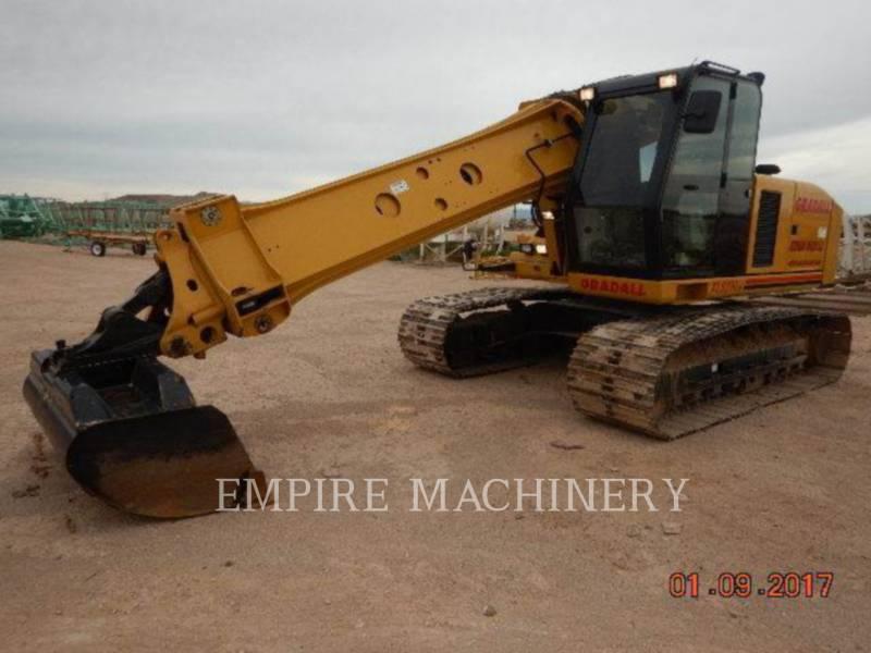 GRADALL COMPANY KOPARKI GĄSIENICOWE XL5200 equipment  photo 6