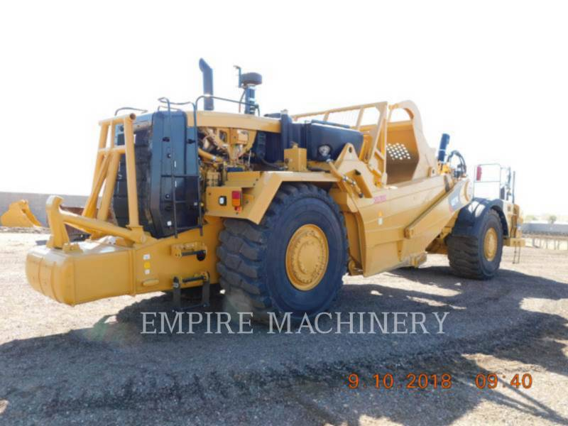 CATERPILLAR WHEEL TRACTOR SCRAPERS 627K equipment  photo 2