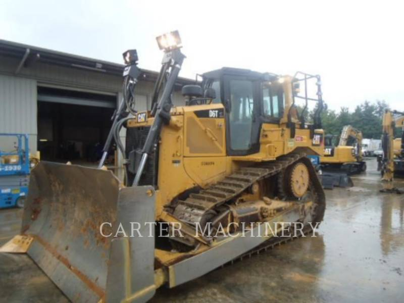 CATERPILLAR TRACTORES DE CADENAS D6TXL ACSU equipment  photo 2