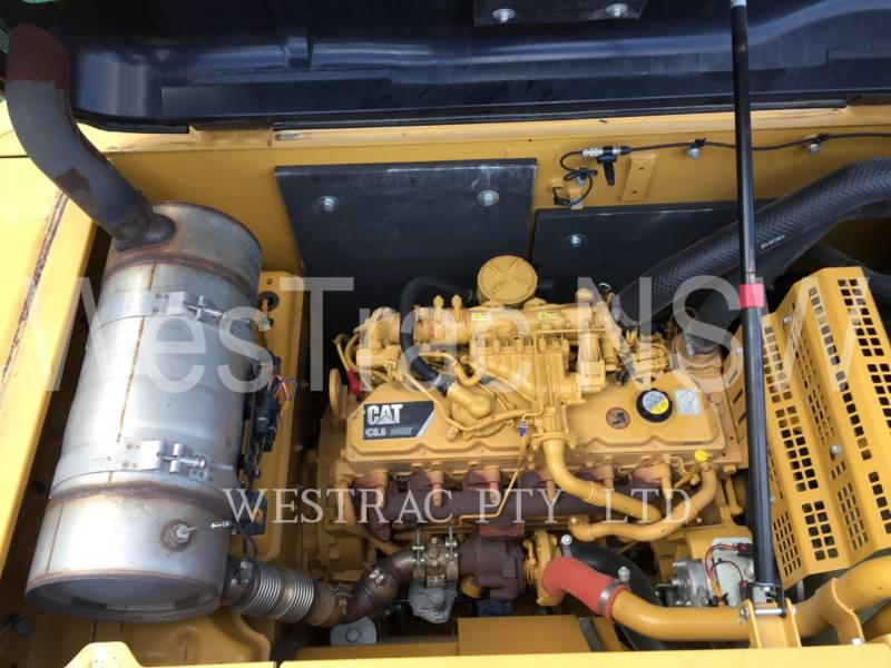 CATERPILLAR KETTEN-HYDRAULIKBAGGER 320EL equipment  photo 21