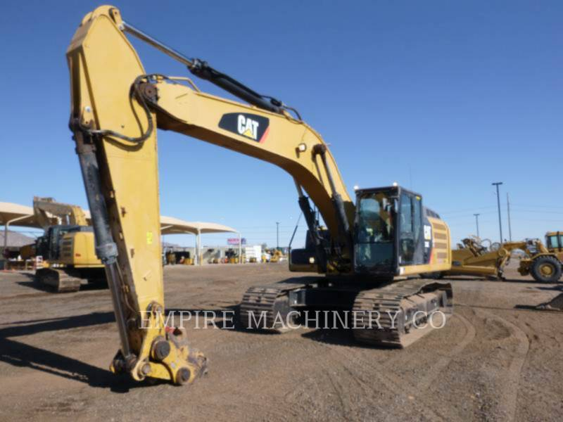 CATERPILLAR KETTEN-HYDRAULIKBAGGER 336EL HYB equipment  photo 4