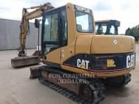CATERPILLAR TRACK EXCAVATORS 307 C equipment  photo 3