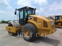 CATERPILLAR EINZELVIBRATIONSWALZE, GLATTBANDAGE CS56B equipment  photo 4