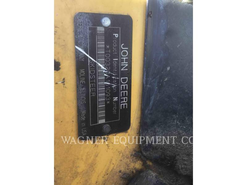 DEERE & CO. CHARGEURS COMPACTS RIGIDES 320 equipment  photo 8