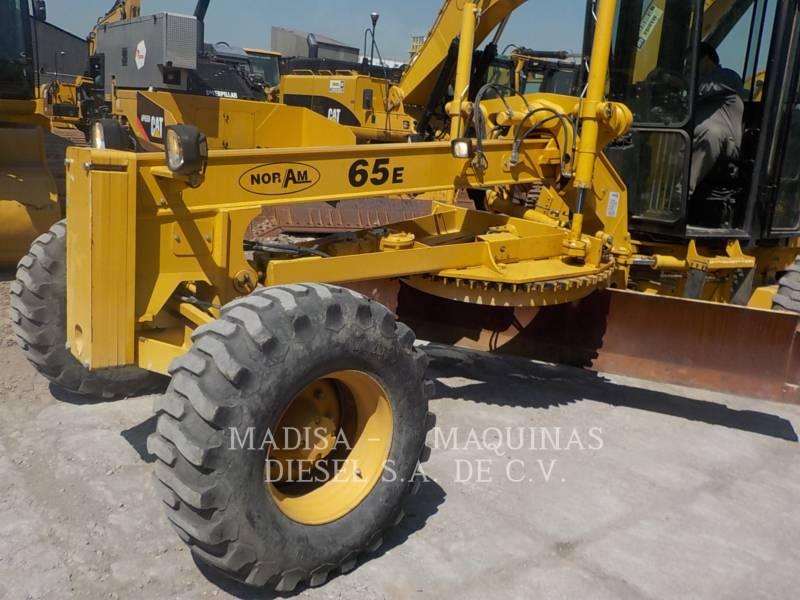 NORAM MOTORGRADER 65 E TURBO (CATERPILLAR) equipment  photo 10