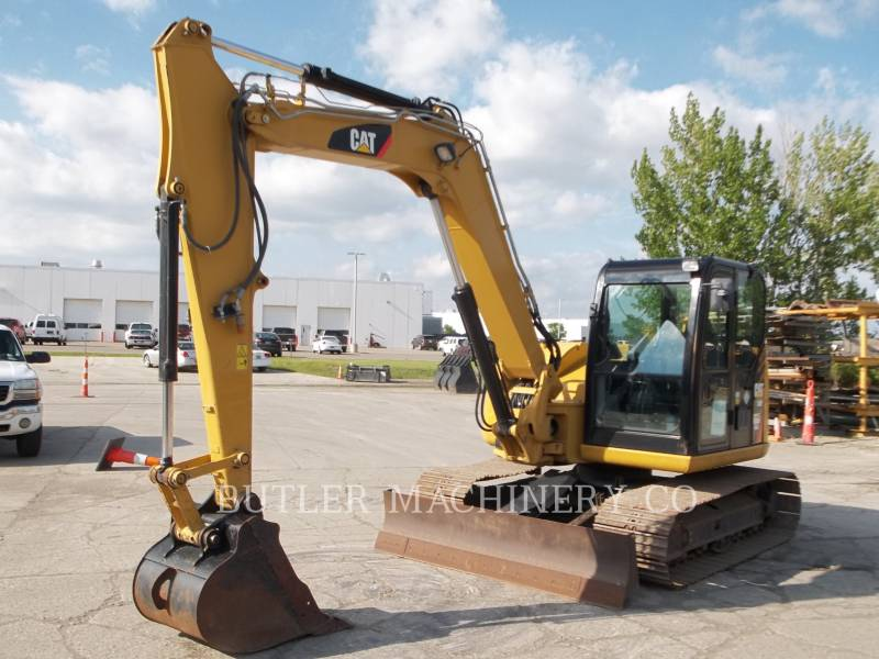 CATERPILLAR ESCAVADEIRAS 308E CR equipment  photo 1