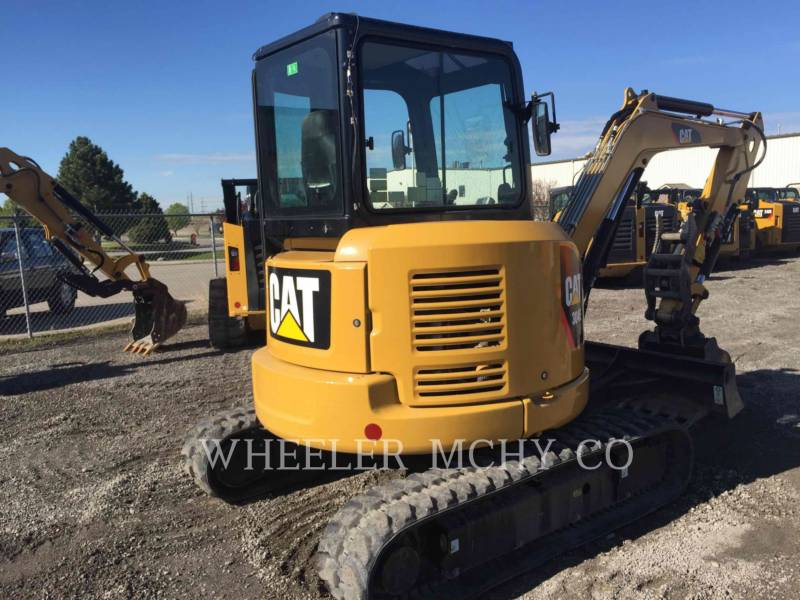 CATERPILLAR TRACK EXCAVATORS 304E C3 TH equipment  photo 7