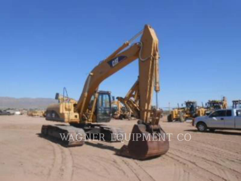 CATERPILLAR TRACK EXCAVATORS 320CL THB equipment  photo 4