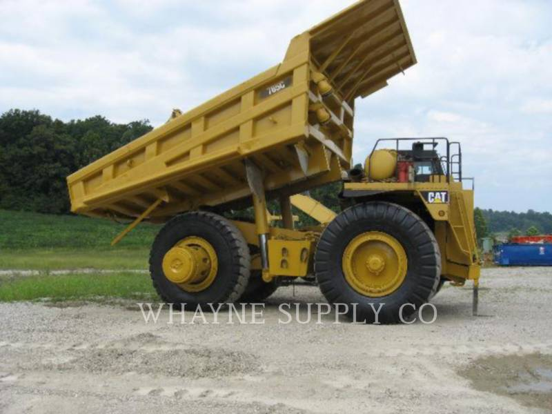 CATERPILLAR OFF HIGHWAY TRUCKS 785C equipment  photo 3
