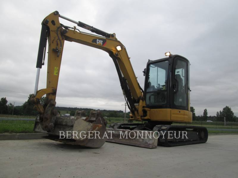 CATERPILLAR KETTEN-HYDRAULIKBAGGER 305.5E CR equipment  photo 3